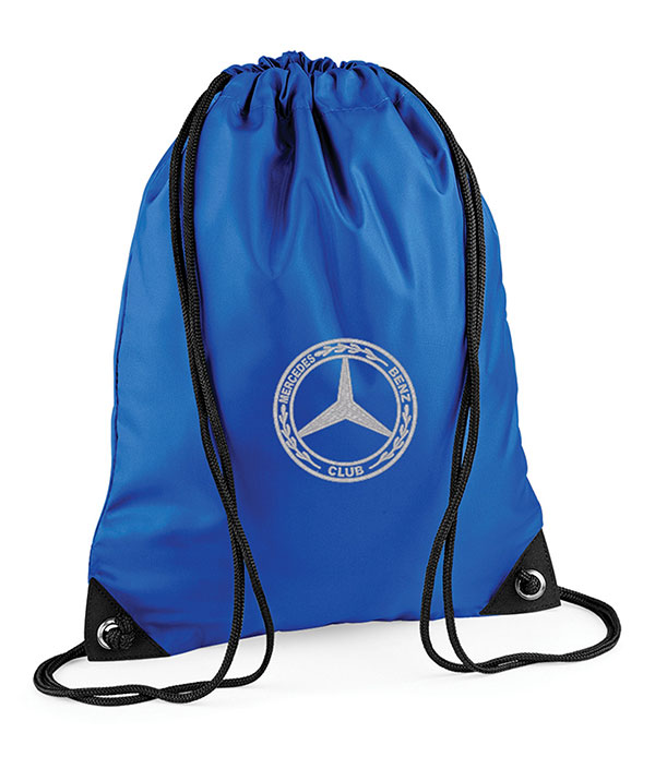 Mercedes-Benz Club Gym Sac Blue