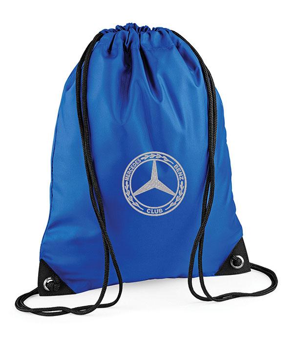 Mercedes-Benz Club Gym Sac Blue
