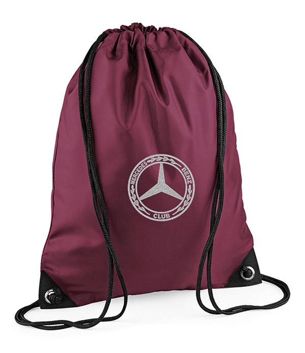 Mercedes-Benz Club Gym Sac Red