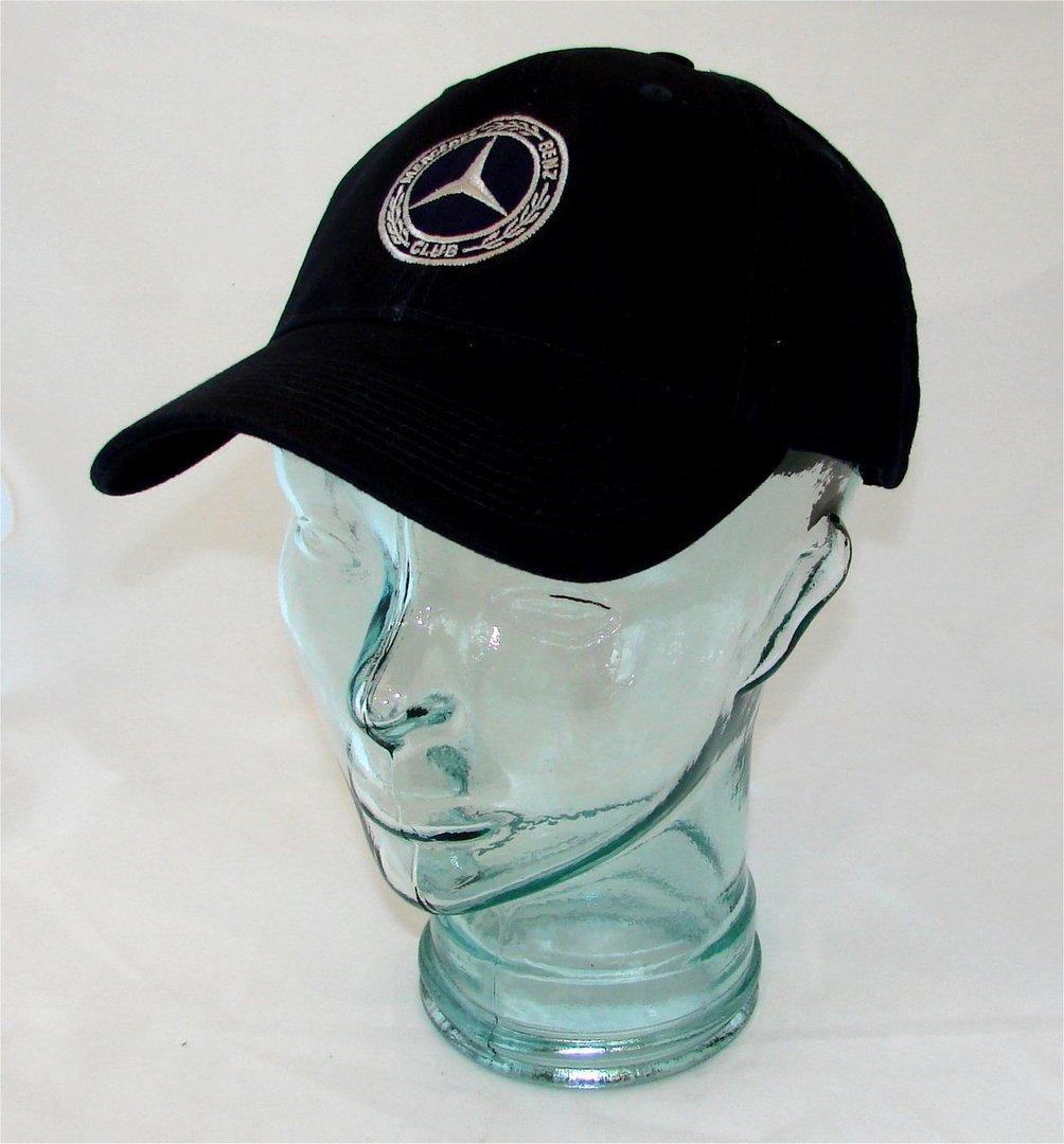 Mercedes-Benz Club Cap Black
