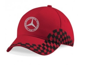 Mercedes Benz Club Grand prix Baseball Cap