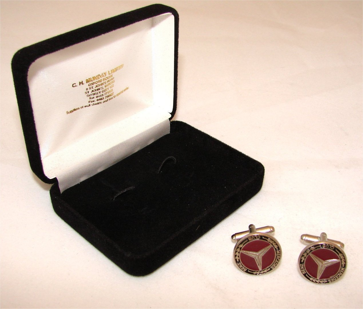 Mercedes-Benz Club Cufflinks