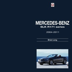 Mercedes-Benz SLK R171 Book