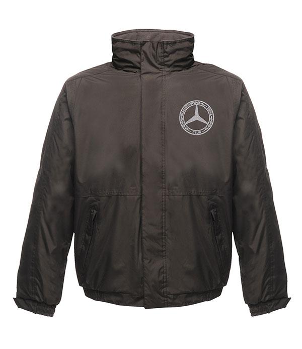 Mercedes-Benz Club Waterproof Insulated Jacket Black