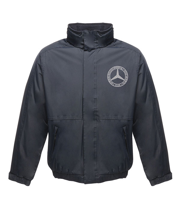 Mercedes-Benz Club Waterproof Insulated Jacket Oxford Navy