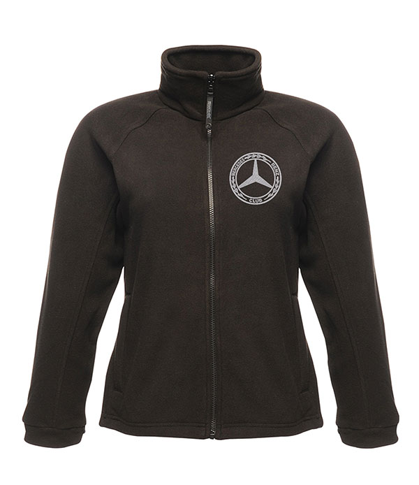 Mercedes-Benz Club Ladies Fleece Black