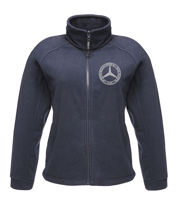 Mercedes-Benz Club Ladies Fleece Dark Navy Blue