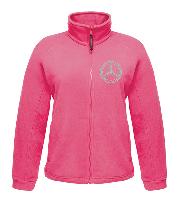 Mercedes-Benz Club Ladies Fleece Pink