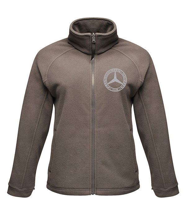 Mercedes-Benz Club Ladies Fleece Grey