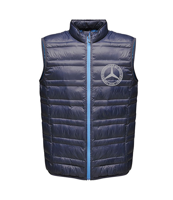 Mercedes-Benz Club Firedown Insulated Bodywarmer