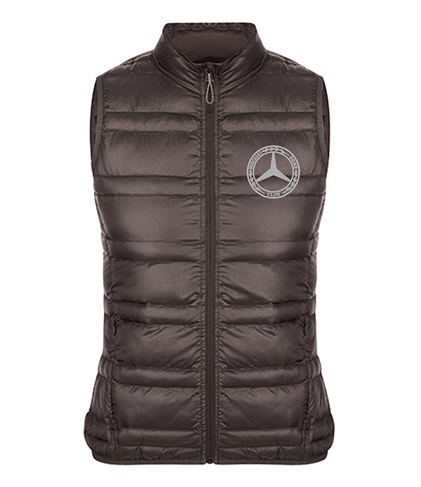 Mercedes-Benz Club Ladies Firedown Insulated Bodywarmer