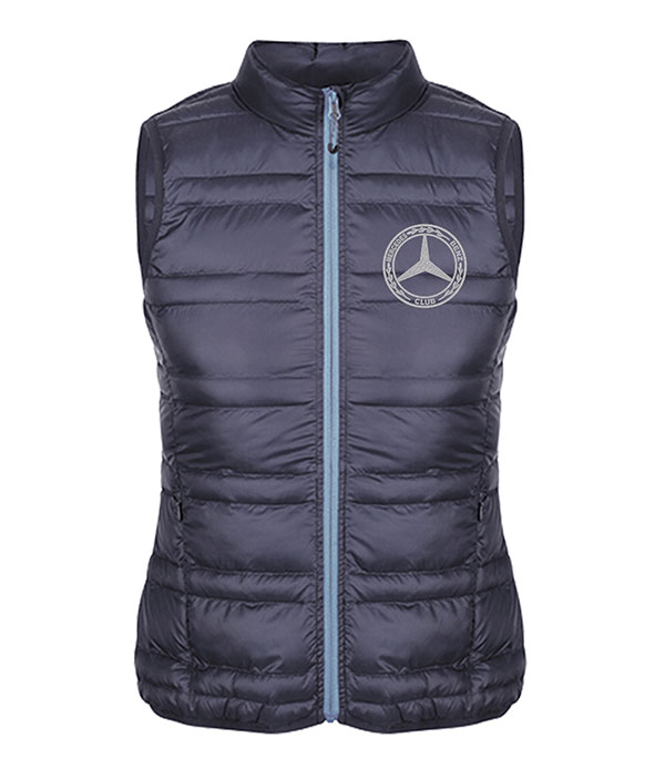 Mercedes-Benz Club Ladies Firedown Insulated Bodywarmer