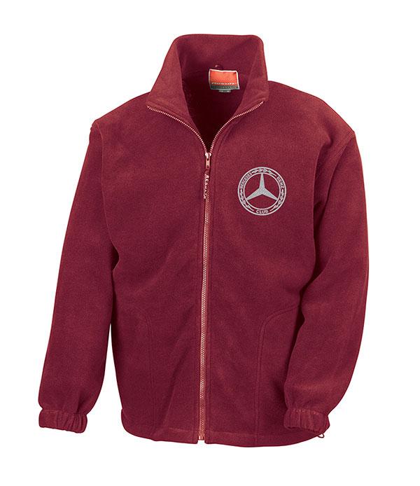 Mercedes-Benz Club Polartherm Fleece Jacket