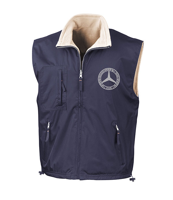 Mercedes-Benz Club Reversible Bodywarmer