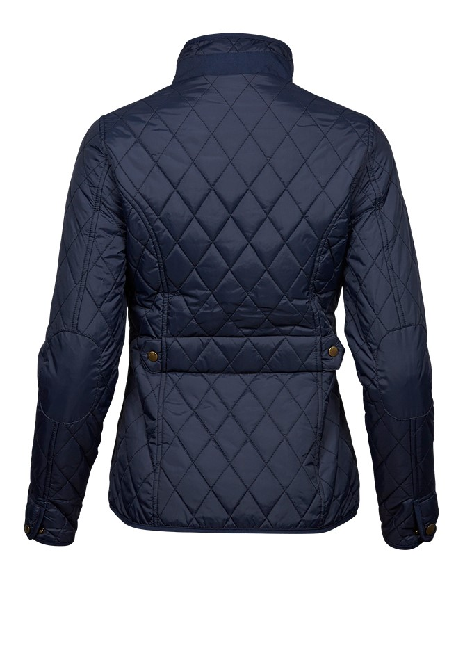 Mercedes Benz Club shop Ladies Quilted jacket