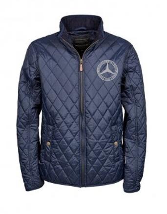 Mercedes-Benz Club Quilted Richmond Men's Jacket