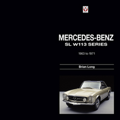 Mercedes-Benz SL – W113-series 1963-1971 Book
