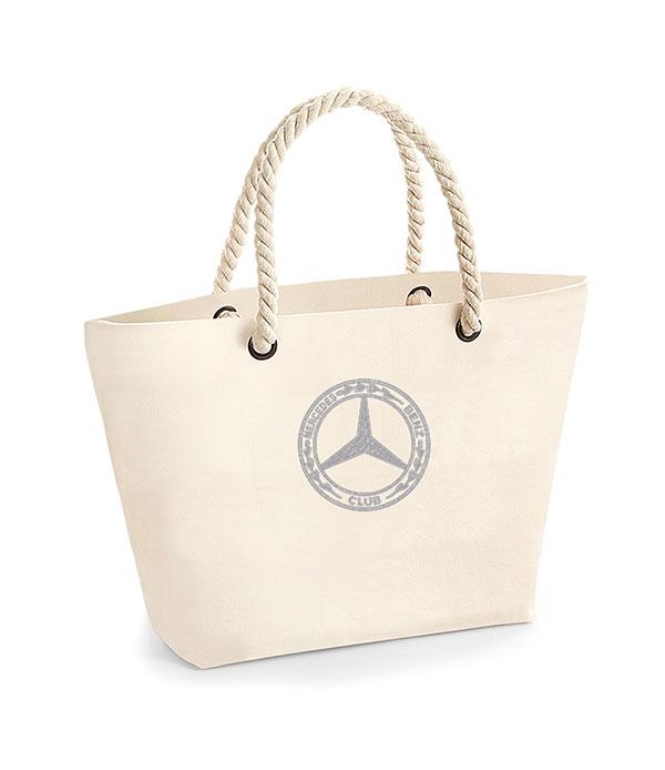 Mercedes-Benz Club Westfordmill Nautical Beach Bag