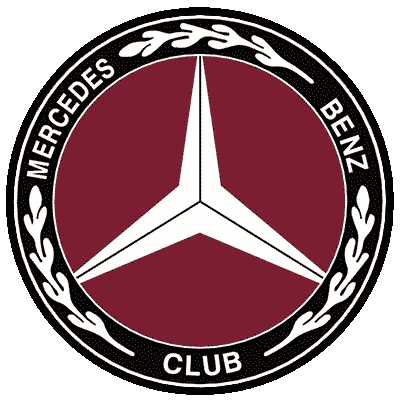 Mercedes-Benz Club Merchandise Store Logo