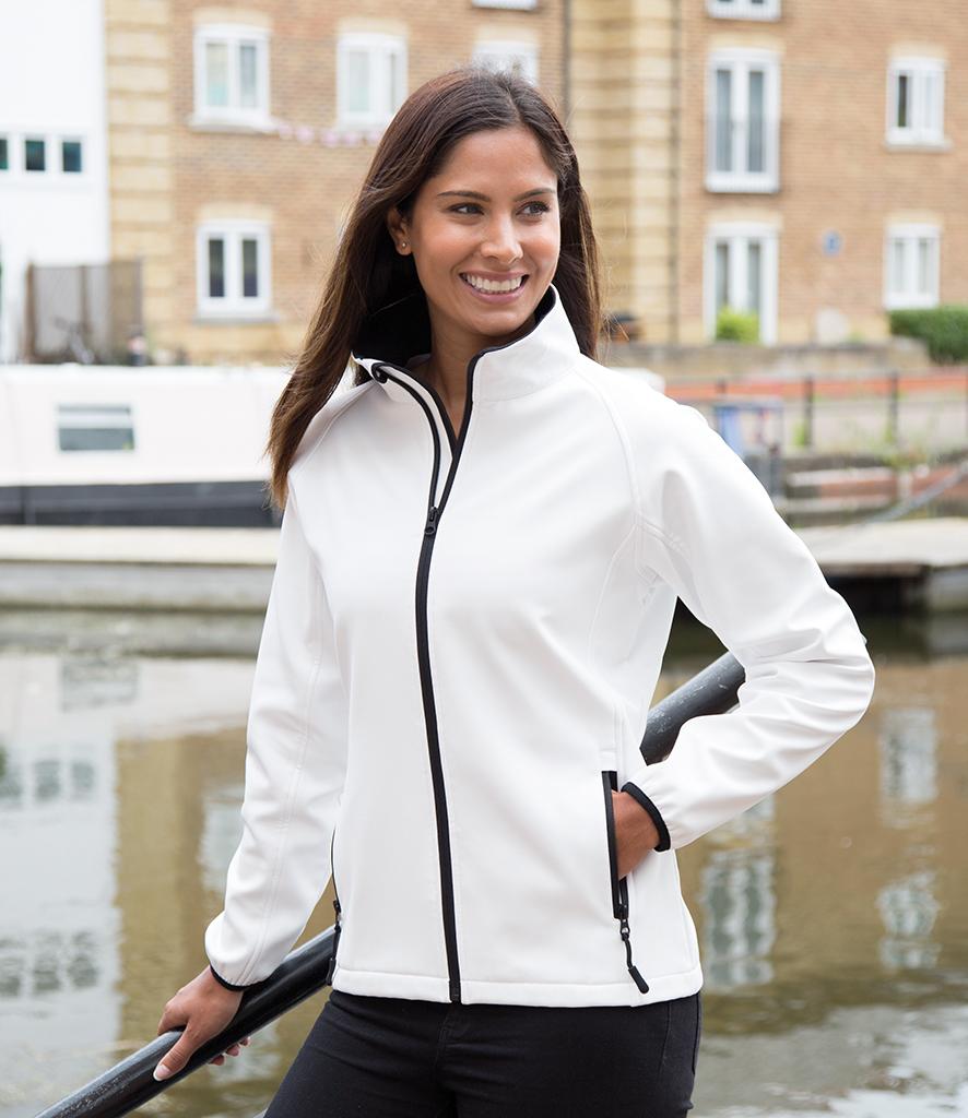 Mercedes Benz Club shop Ladies softshell Jacket