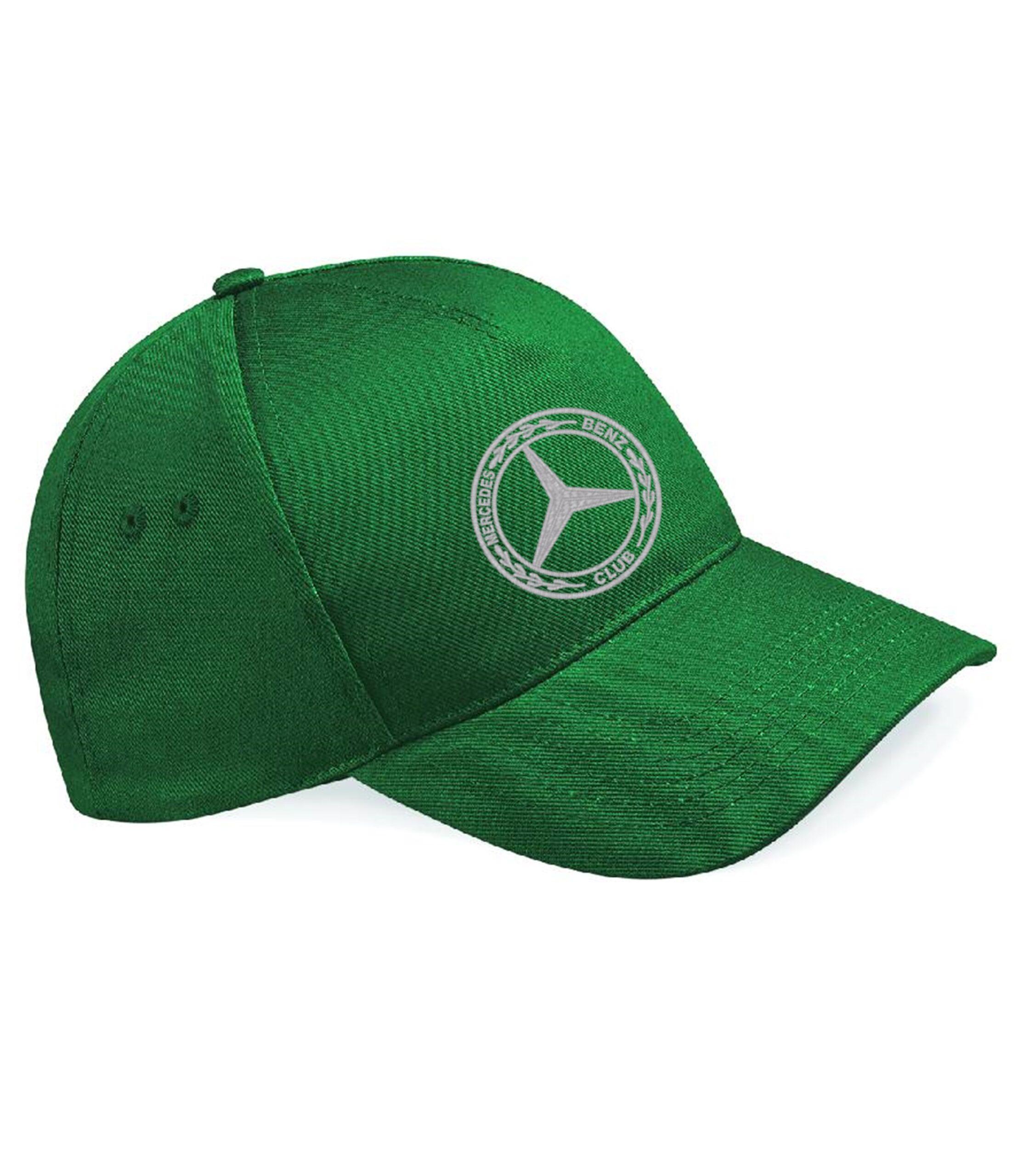 Mercedes-Benz Club Cap Green