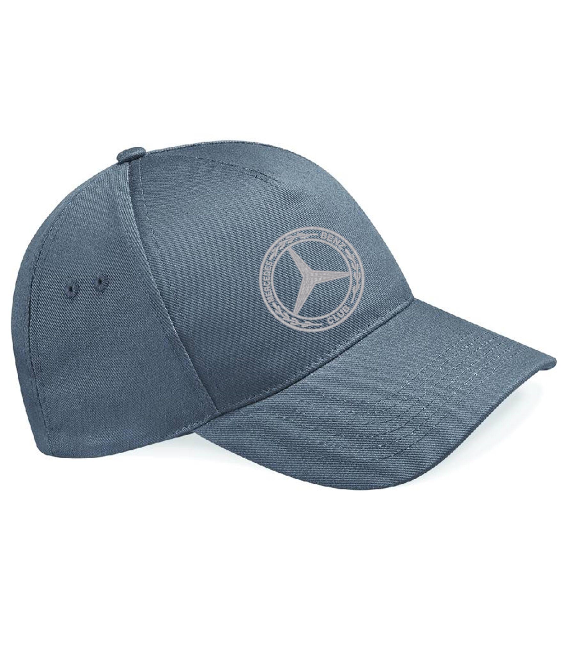 Mercedes-Benz Club Cap Grey