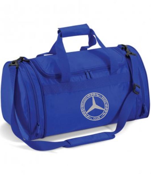 Mercedes-Benz Club Sports Holdall Blue