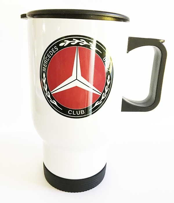 Mercedes-Benz Club Travel Mug