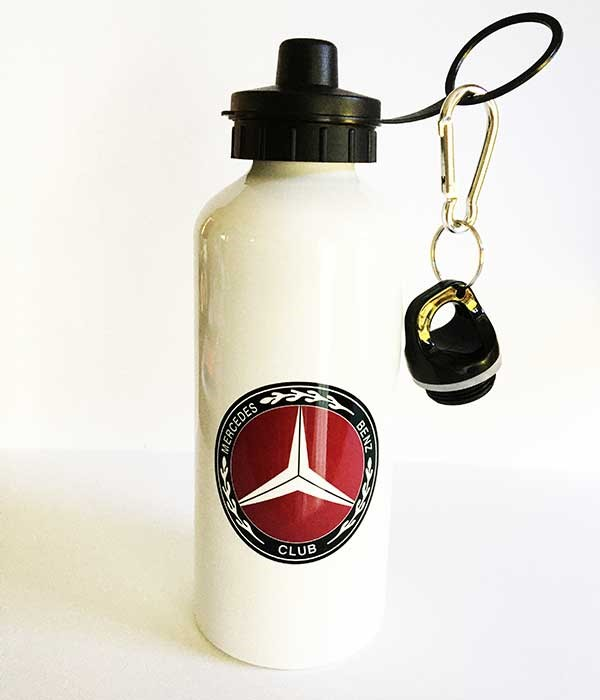 Mercedes-Benz Club Aluminium Water Bottle