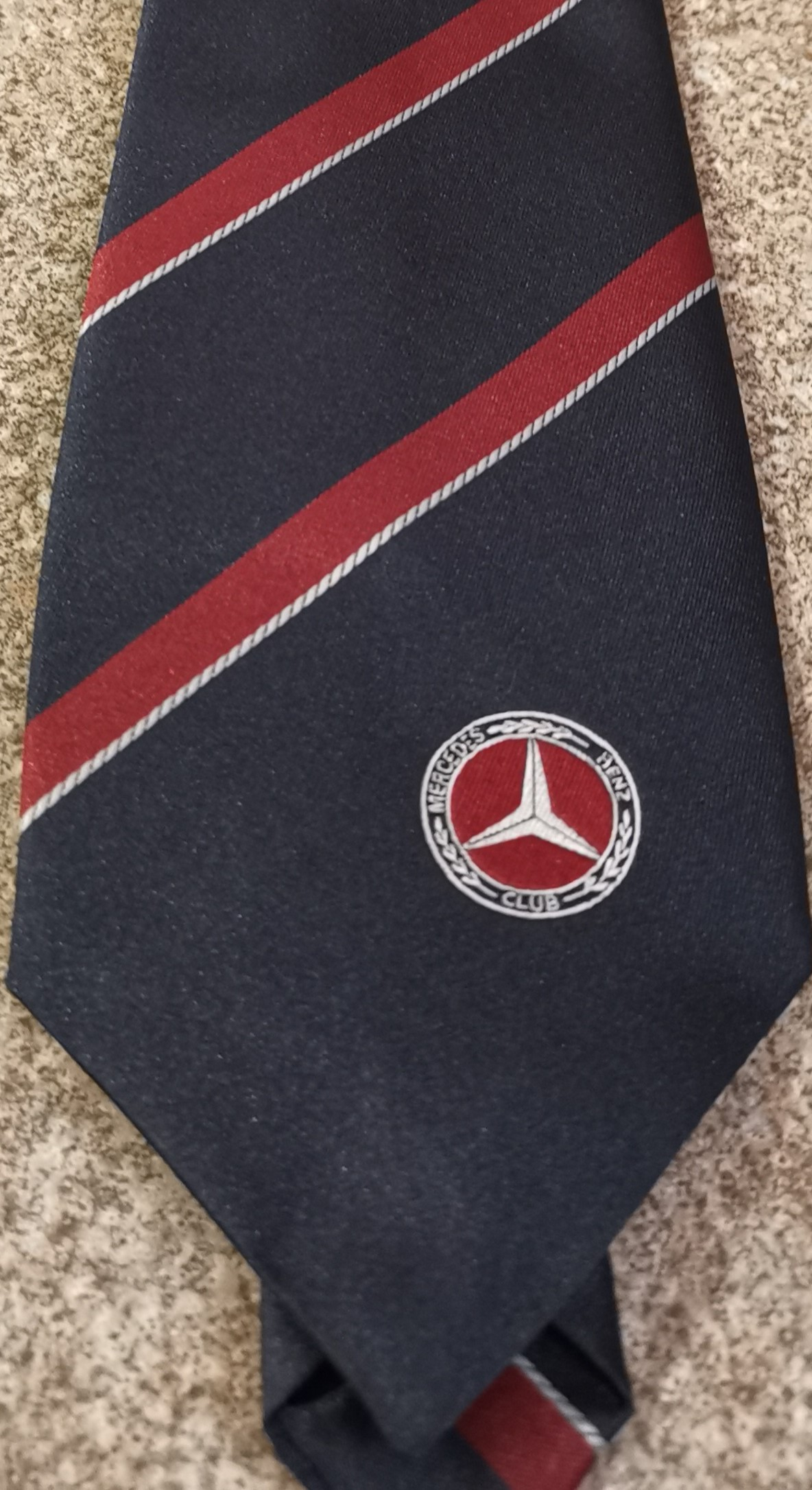 Mercedes-Benz Club Tie