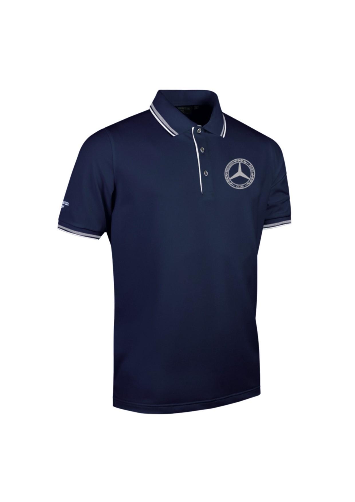 Mercedes-Benz Club Glenmuir Golf Pique Polo Shirt